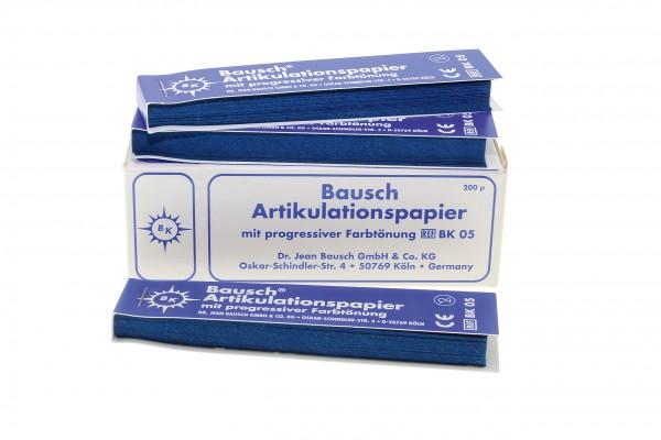 Artikulationspapier – von Bausch BK 05 = 0,20 mm