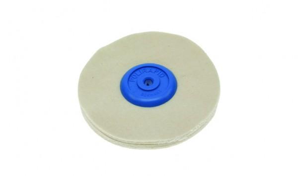 Polirapid-Schwabbel, speziell für den Einsatz im KFO-Bereich
