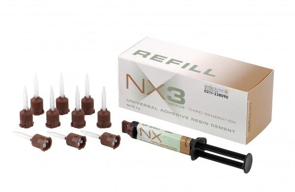 Nexus III, Dual Cure – Kerr