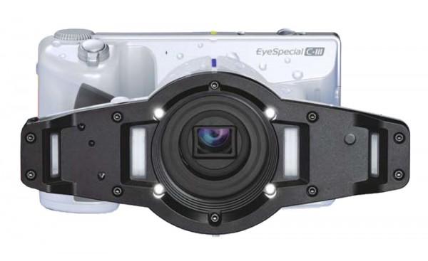 EyeSpecial C-III Kamera