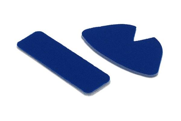 Gugino Gesichtsmaske, Ersatzstirnteil mit Polster in blau