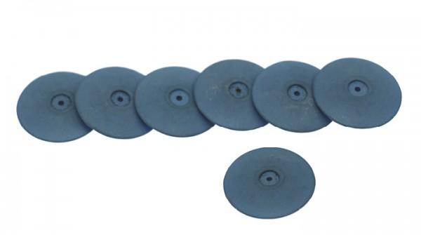 Titanium-Polierer-Linsen, Feinpolitur